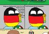 Final Antics: Germany V Argentina 2